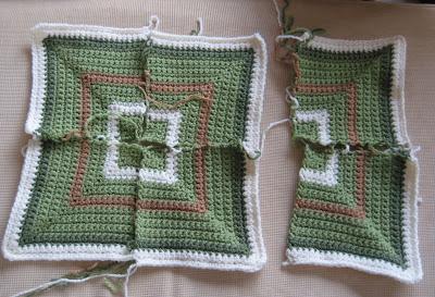 More Blocks for the Bernat Crochet-Along