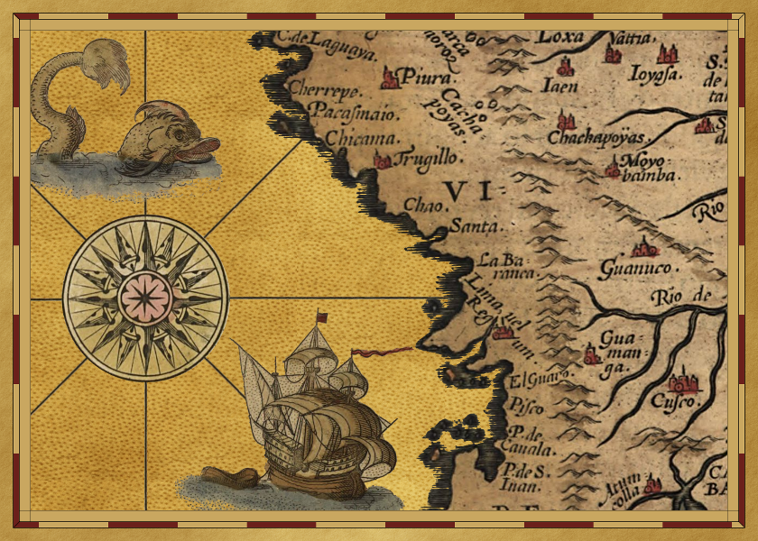 Annes creative cornucopia old world map old world map gumiabroncs Gallery
