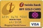 BFF Gold Card - Thanks, Sunshine Mom!