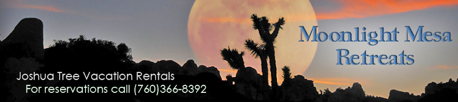Moonlight Mesa Retreats