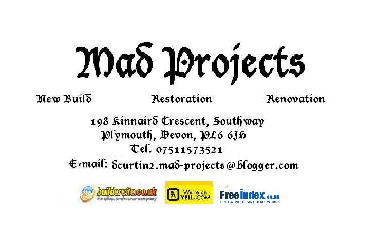 Mad Projects