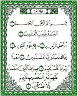 Surah Al - Fatihah