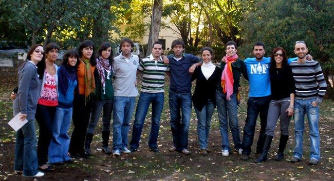 voluntarios del viaje a perú [haz click sobre la imagen para ver el album completo]