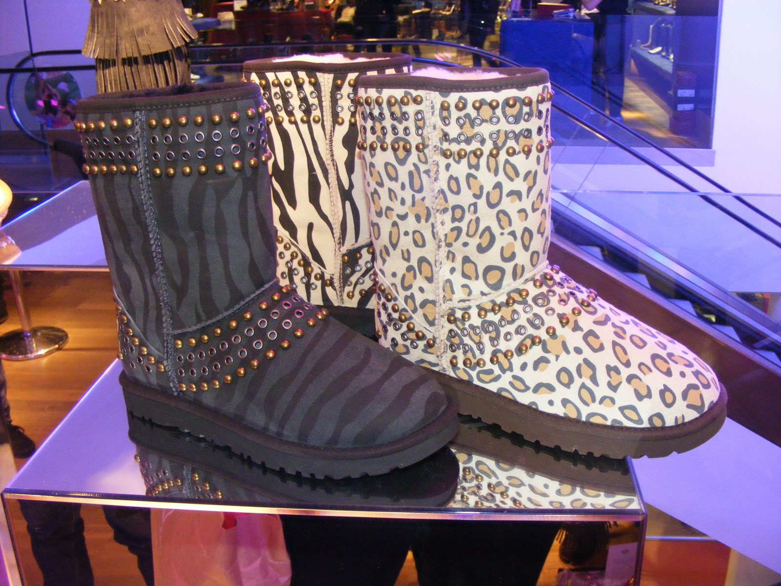 Jimmy Choo for UGG Australia