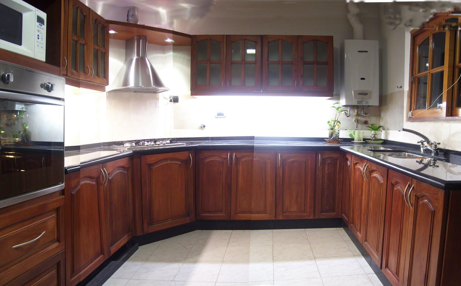 Dise o y desarrollo de muebles cocina en cedro macizo for Disenos de muebles de cocina