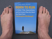 Barefoot Running Born to Run