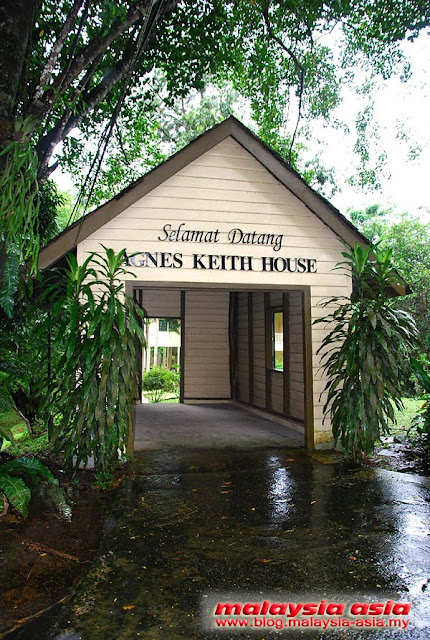 Agnes Keith House Sabah