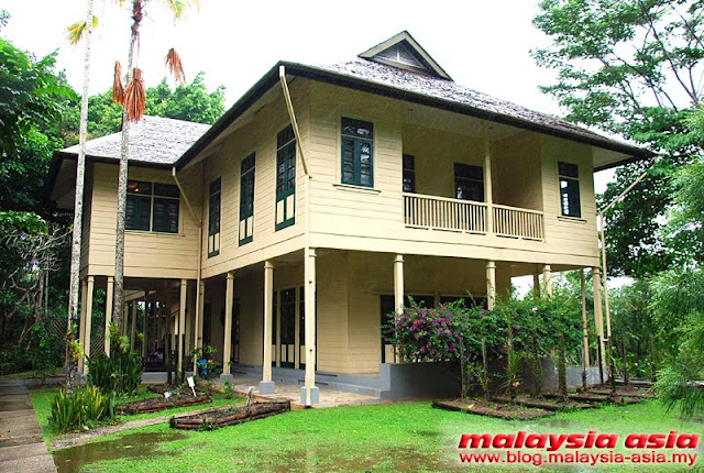 Agnes Keith House and Museum in Sandakan
