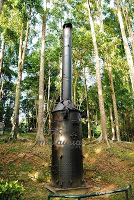 WWII Boiler Malaysia