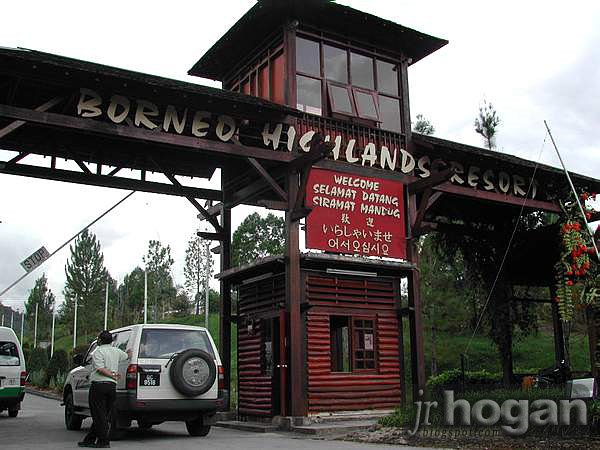 Borneo Highlands Resort and Bidayuh Spa