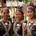 Kadazandusun Girls from Sabah, Borneo
