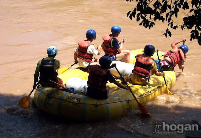 Padas River White Water Rafting in Sabah