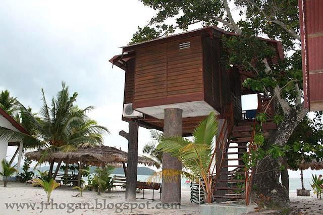 Langkawi Treetop Chalets