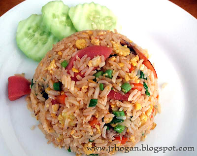 Fried Rice Laos