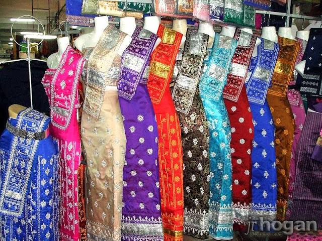 Sinh Laos Dress