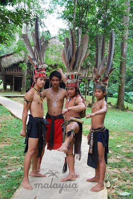 Mari Mari Cultural Village in Sabah