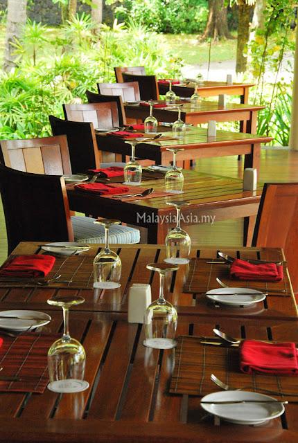Restaurant Rebak Island Resort
