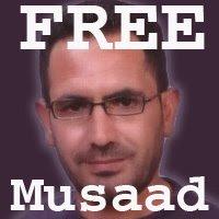 الحرية للروائى المصرى مسعد أبوفجر