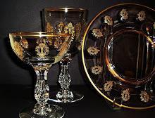 Mid-20th Century Tiffin Glass