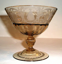 Rare 19th Century Venetian Glass