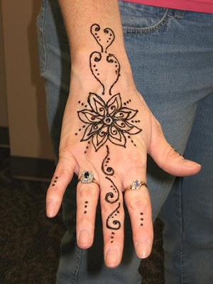 henna tattoo design pics