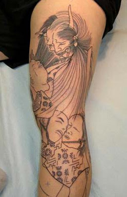 image of shogun tattoo