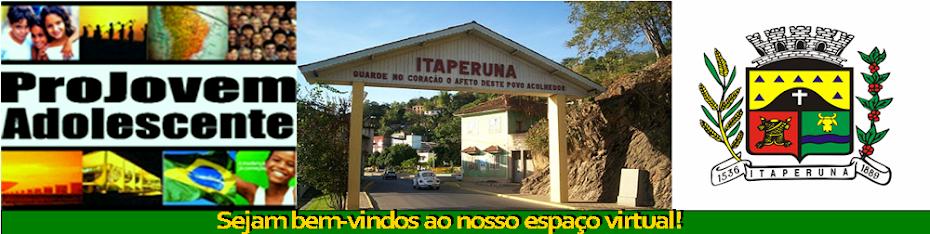 PROJOVEM ADOLESCENTE ITAPERUNA/RJ