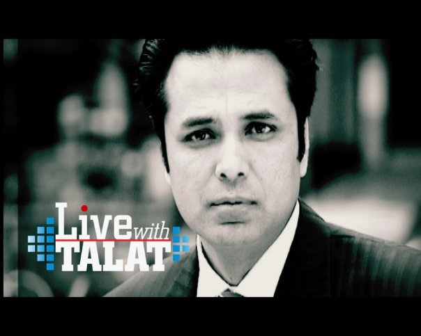 Syed Talat Hussain 'aaj' Here