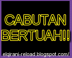 CABUTAN BERTUAH BERSAMA eLQirani-Reload!!
