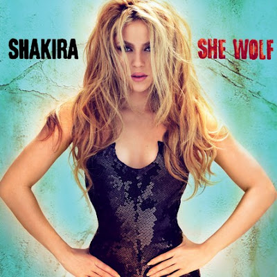 "shakira album she wolf. album called ""She Wolf"""