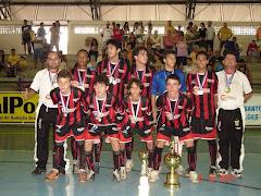 Bi Campeão Estadual Infantil 2007