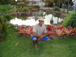 Meu Reginaldo no Jurerê, últimas férias em Floripa.