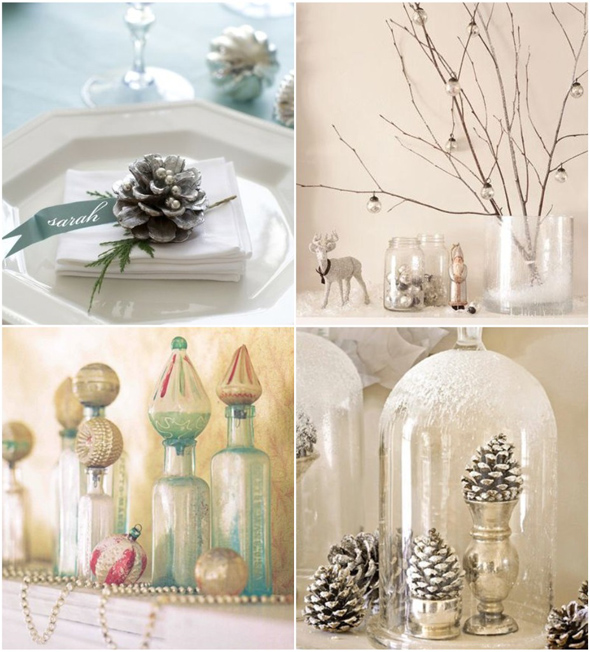 All of these ideas are simple but eye catching and perfect for creating a