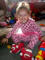 My daughter Hayley