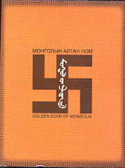 Golden Book of Mongolia