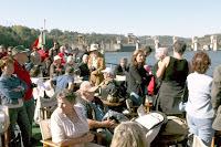Café Portugal - PASSEIO DE JORNALISTAS em Alijó - Subida do Douro