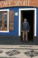 Café Portugal - PASSEIO DE JORNALISTAS nos Açores - Faial - Peter