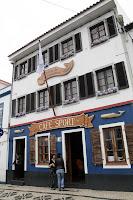 Café Portugal - PASSEIO DE JORNALISTAS nos Açores - Faial - Peter's Cafe