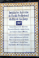 Café Portugal - PASSEIO DE JORNALISTAS nos Açores - São Jorge - Escola Profissional