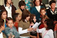 STAS nos Açores - São Jorge - Festas do Espírito Santo na Escola Secundária de Velas