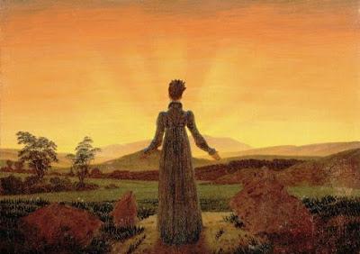 La pintura rom ntica ense arte - Pintura instinto ...