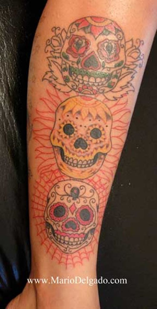 skull tattoos pictures. Meaning of Skull Tattoos