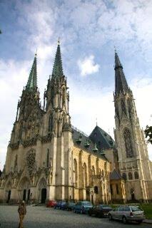 オロモウツのヴァーツラフ教会