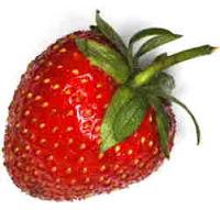 Strawberry photo courtesy of Morguefile