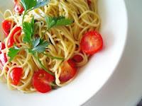 Dandelion Pasta Salad