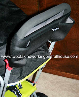 Joovy 2010 Ultralight Caboose tandem Stand-On Stroller Review And Coupon ...