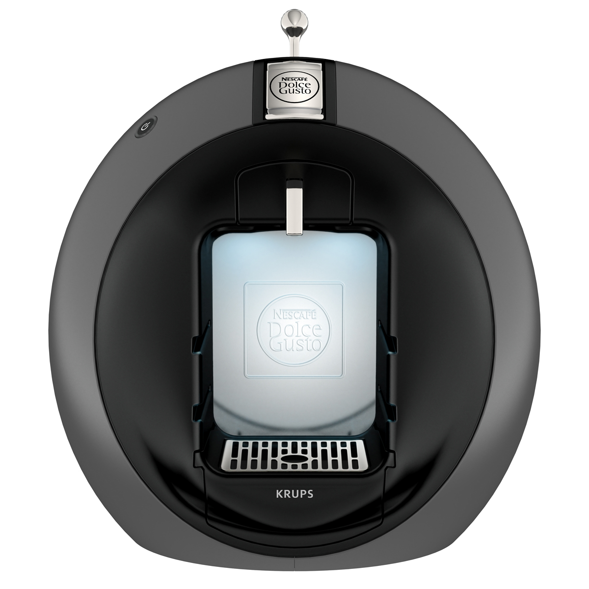 NESCAFe Dolce Gusto Circolo Single Serve Coffee Maker - How It Works Two of a kind, working ...