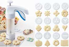 Wilton Christmas Baking Products $80 Prize Pack Giveaway Wilton+cookie+press