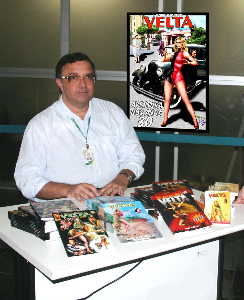Desenhistas brasileiros: Celebridades nos EUA ? Lanamento_velta2010+%25281%2529