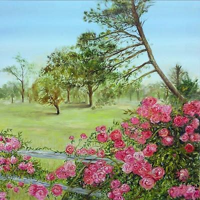 Rosa jim nez lvarez flores y paisajes for Tu jardin con enanitos acordes